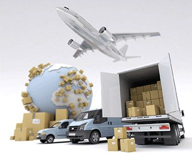 air freight delivery